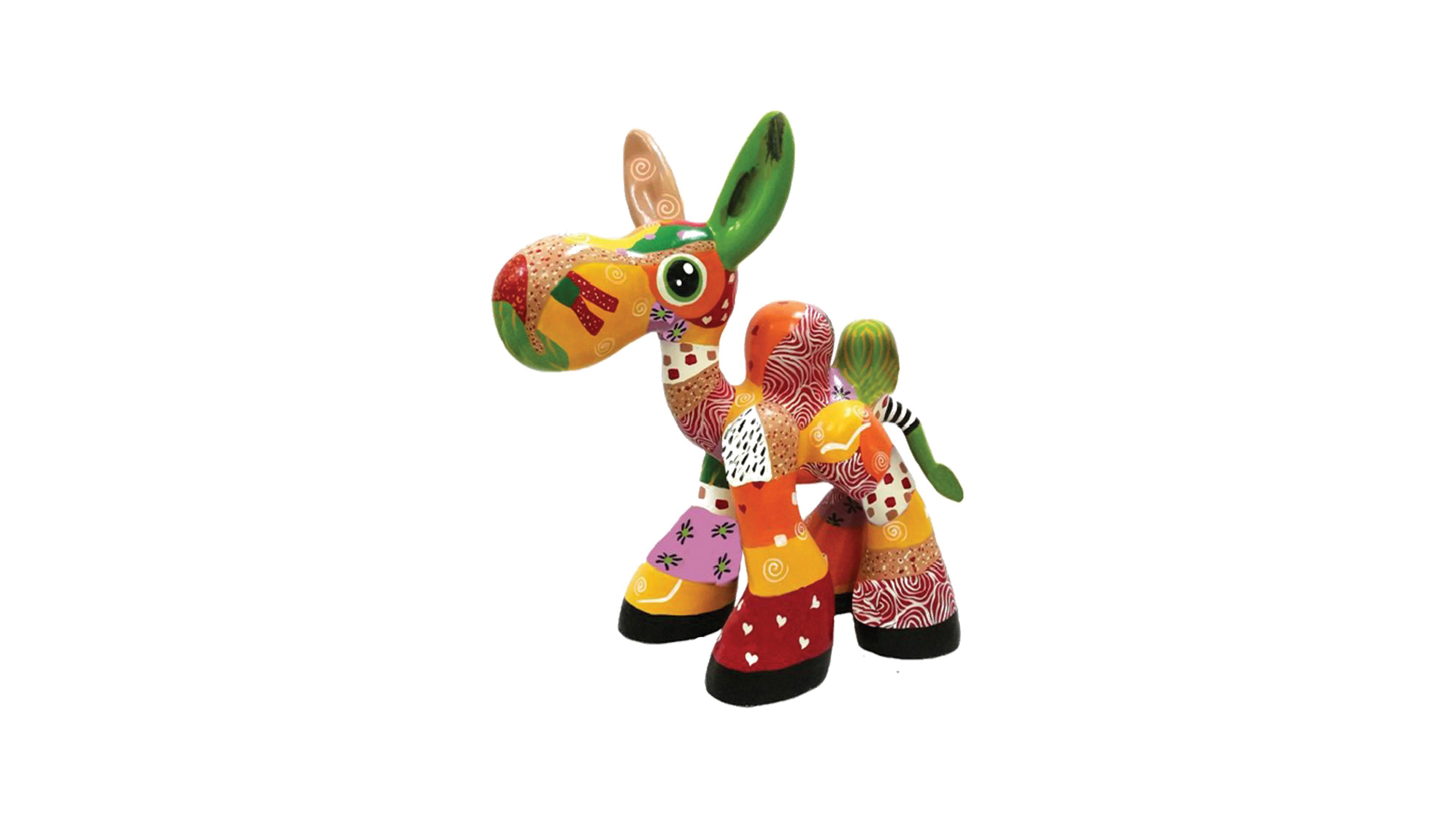 PATCHWORK CAMEL