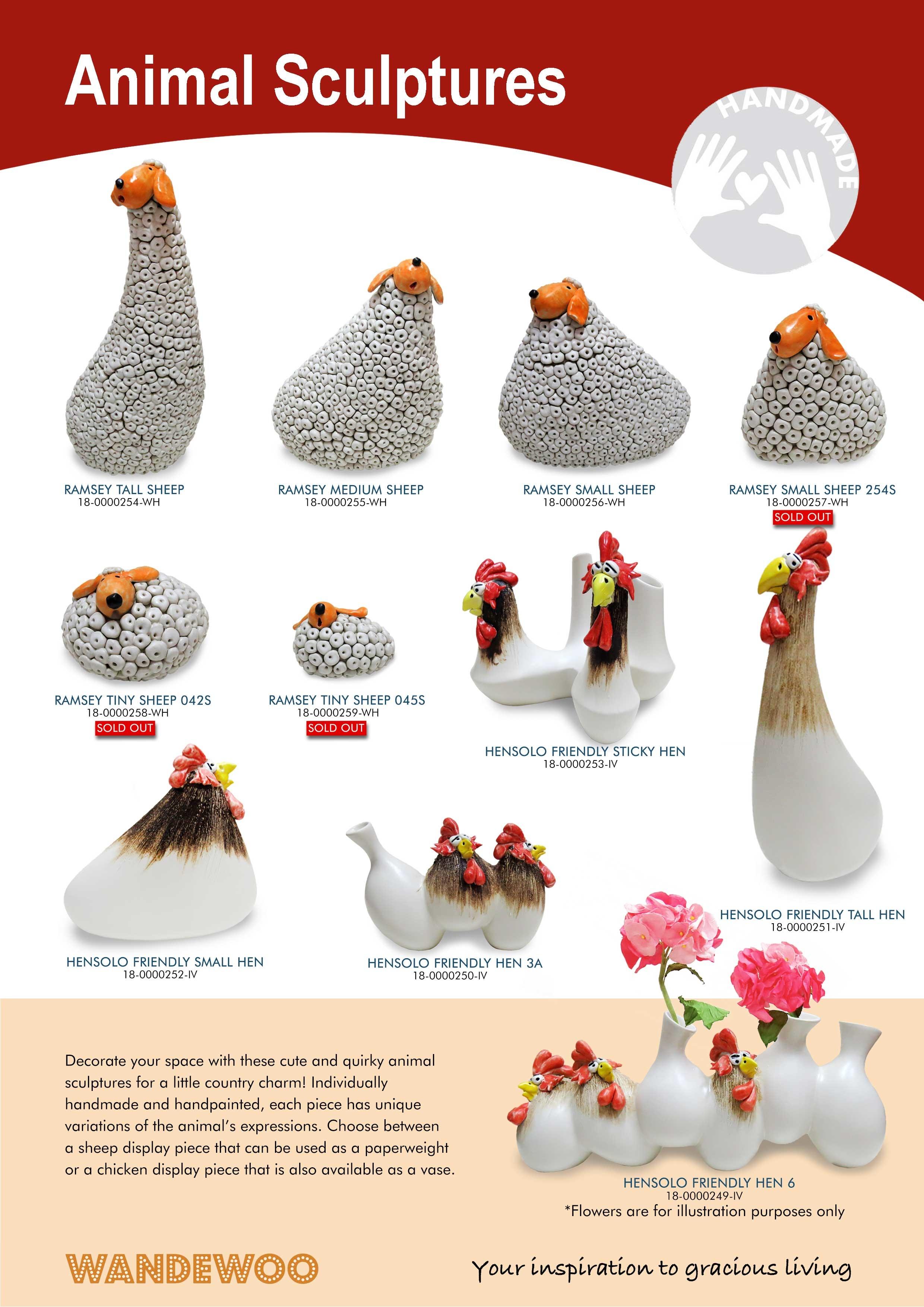 WDW Vase Ceramic 6