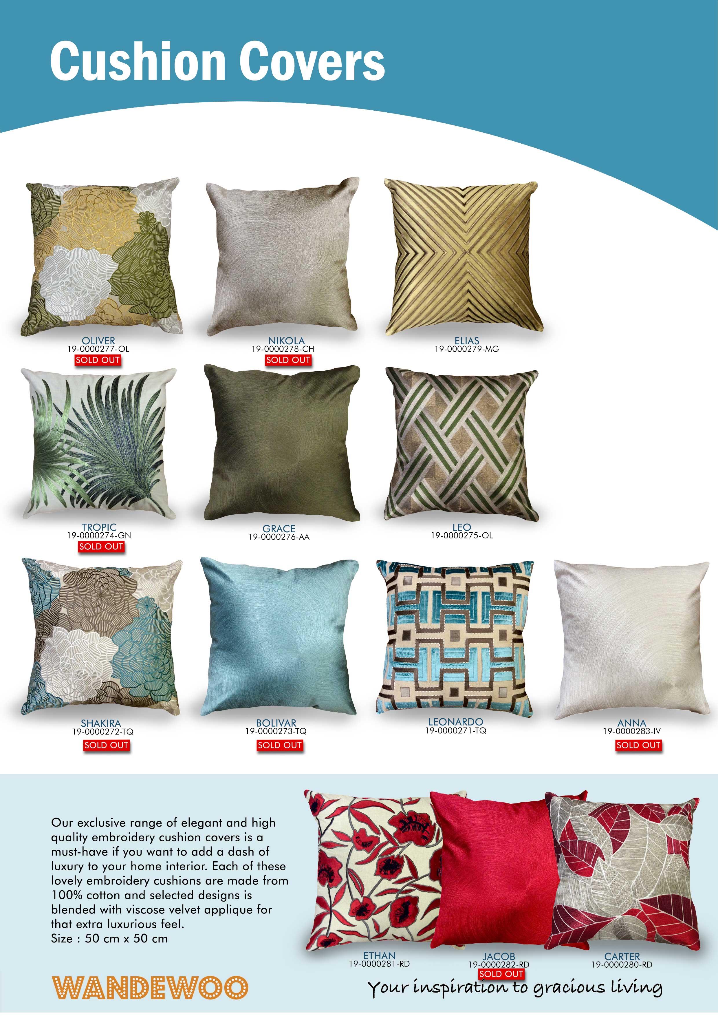 WDW Cushions 3